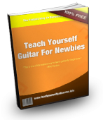 Teach Yourself Guitar For Newbies Ebook